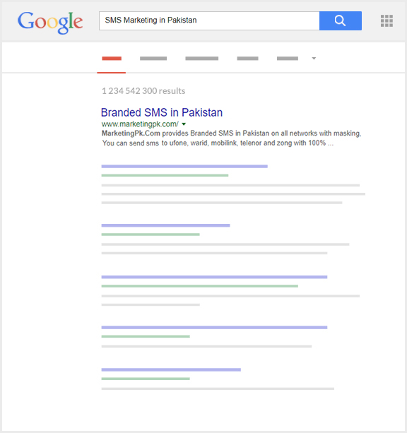 Branded SMS in Pakistan | SMS Marketing in Pakistan | SMS