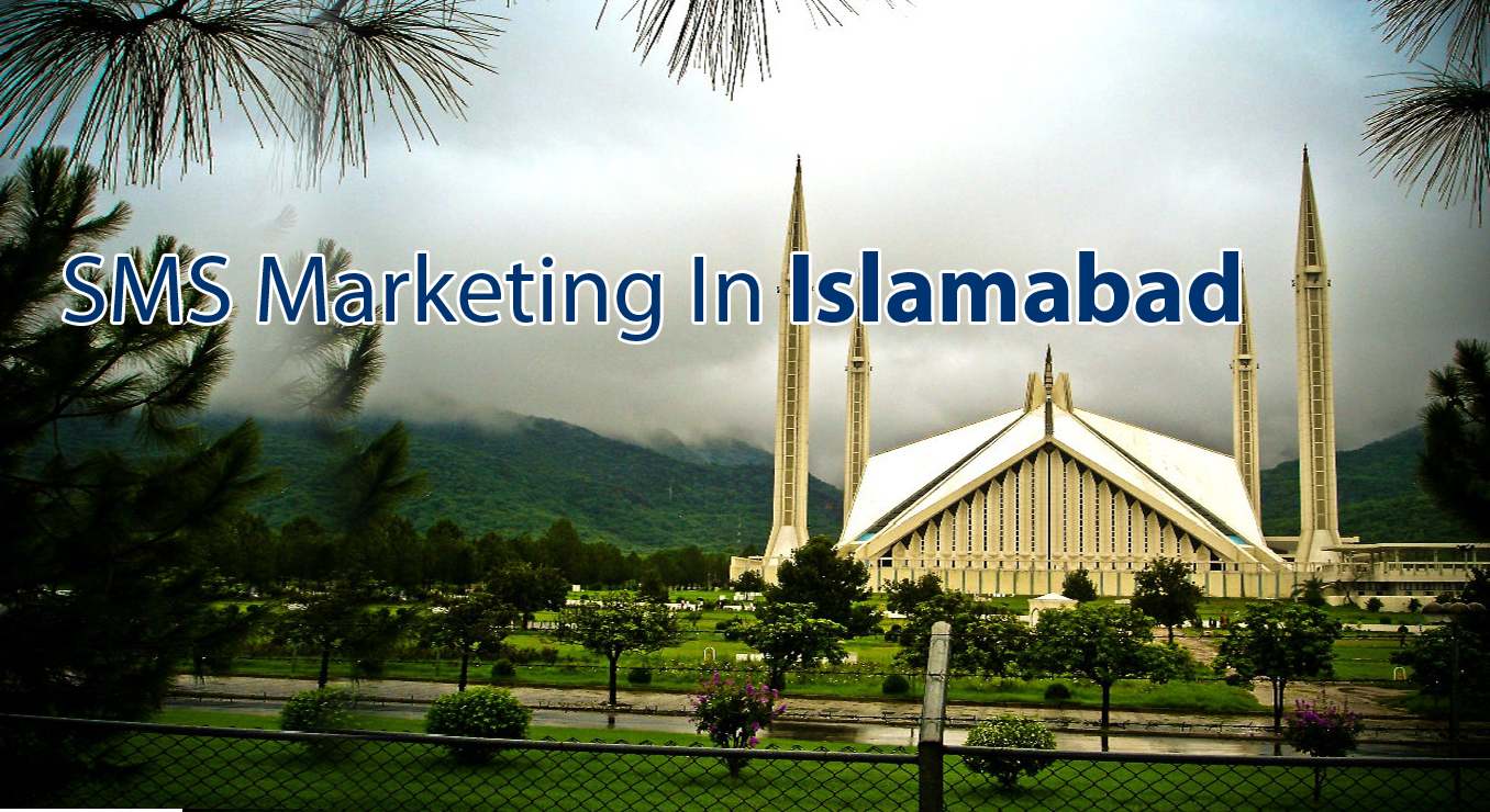 SMS Marketing In Islamabad