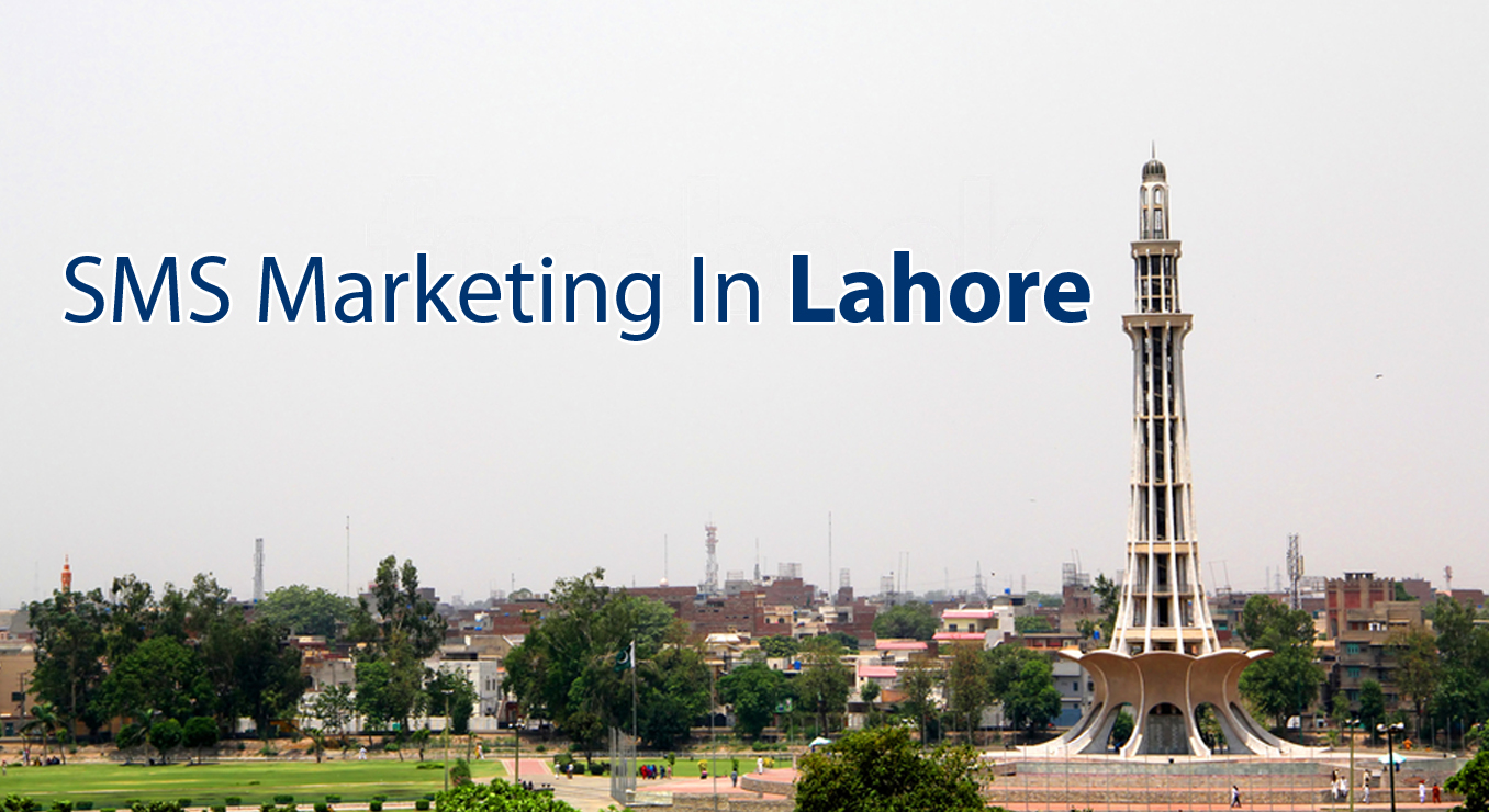SMS Marketing In Lahore