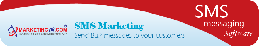 SMS Marketing Software Banner MarketingPk